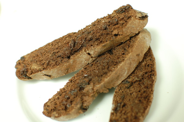 Chocolate Cherry Biscotti
